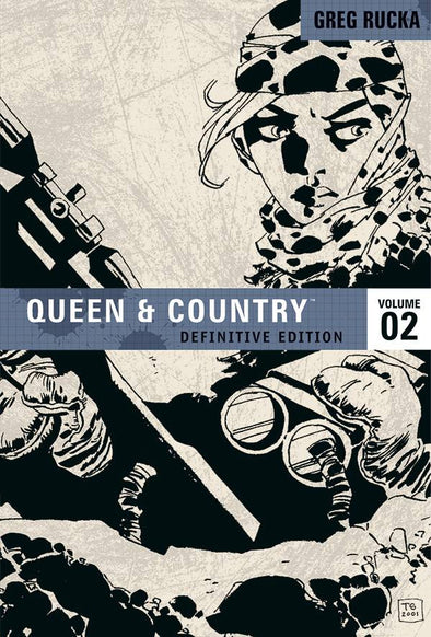 Queen & Country: Definitive ED TP Vol. 02
