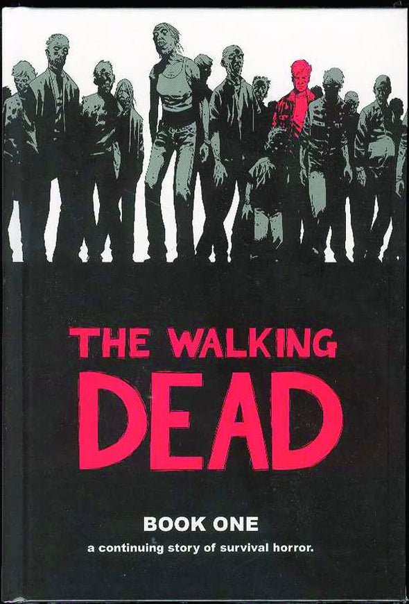 Walking Dead HC Vol. 01