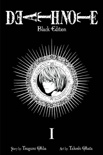 Death Note Black Edition TP Vol. 01