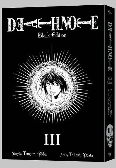 Death Note Black Edition TP Vol. 03