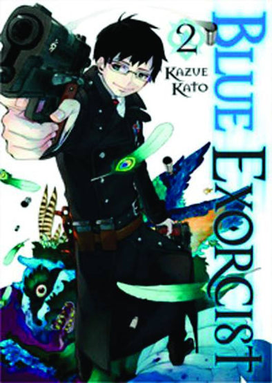 Blue Exorcist TP Vol. 02