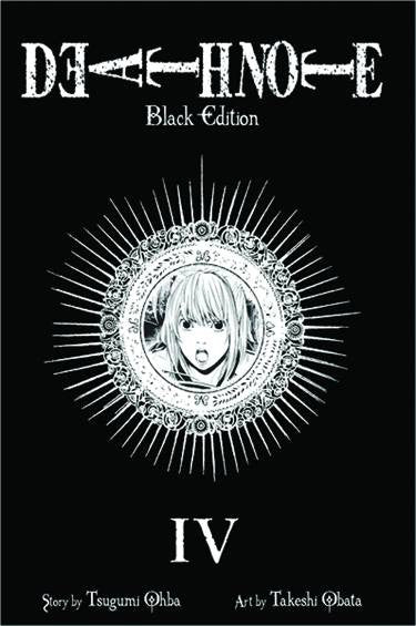 Death Note Black Edition TP Vol. 04
