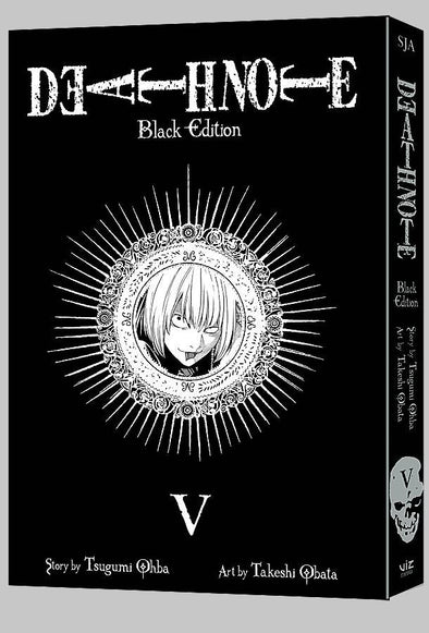 Death Note Black Edition TP Vol. 05