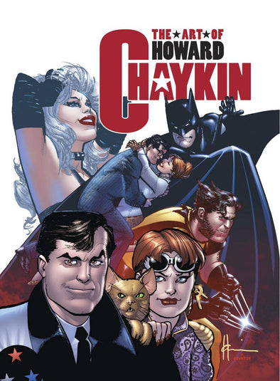 Art of Howard Chaykin HC