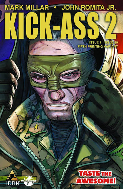 Kick-Ass 2 #001 (5th Printing)