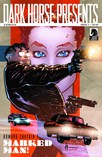 Dark Horse Presents (2011) #07 (Howard Chaykin Variant)