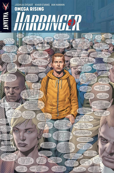 Harbinger (2012) TP Vol. 01: Omega Rising