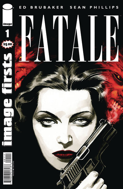 Image Firsts: Fatale #01
