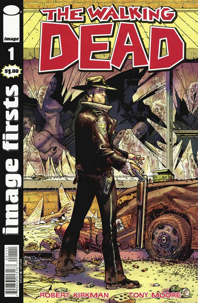 Image Firsts: Walking Dead #01