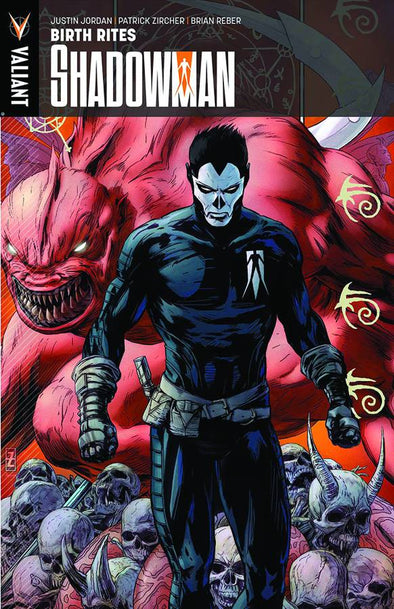 Shadowman TP Vol. 01: Birth Rites