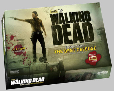 Walking Dead TV Board Game: The Best Defense
