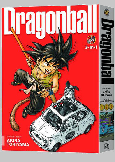 Dragon Ball 3-in-1 TP Vol. 01