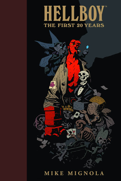 Hellboy: First 20 Years HC