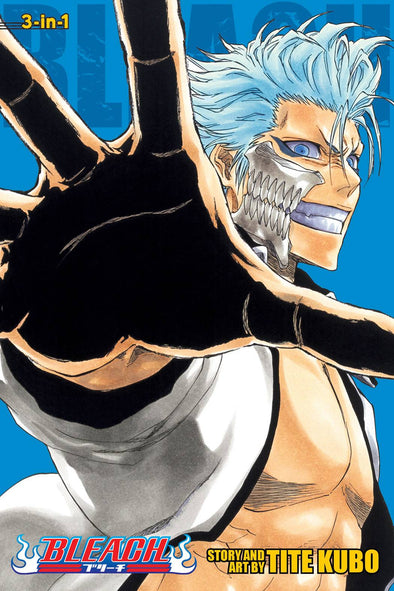 Bleach 3-in-1 TP Vol. 08