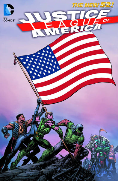 Justice League of America (2013) TP Vol. 01