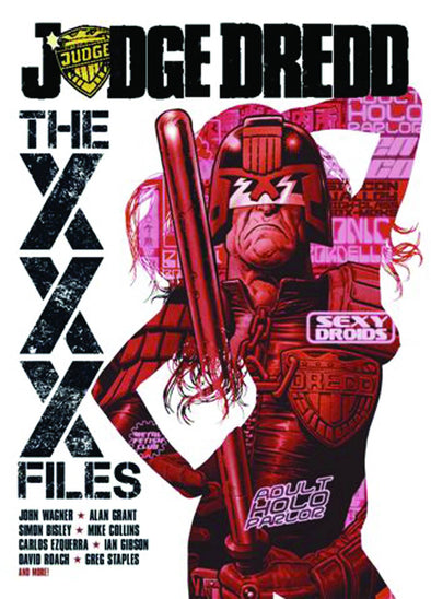 Judge Dredd: The XXX Files TP