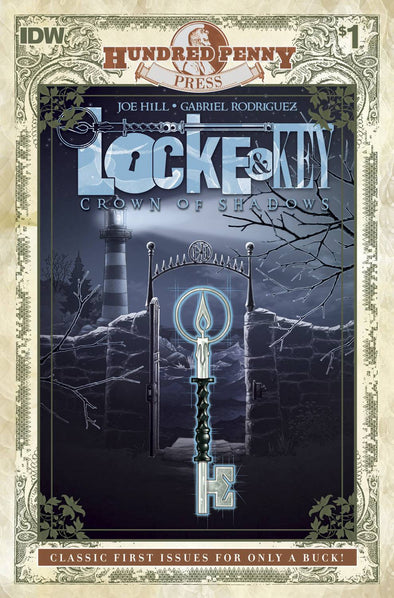 Locke & Key: Crown of Shadows 100 Penny Press #01