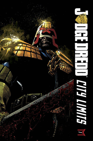 Judge Dredd: City Limits TP Vol. 01