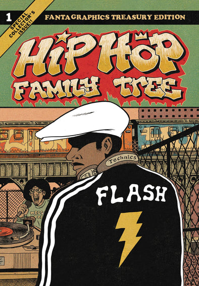 Hip Hop Family Tree GN Vol. 01