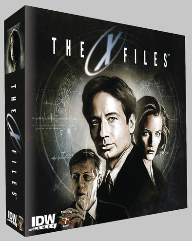 X-Files The Board Game