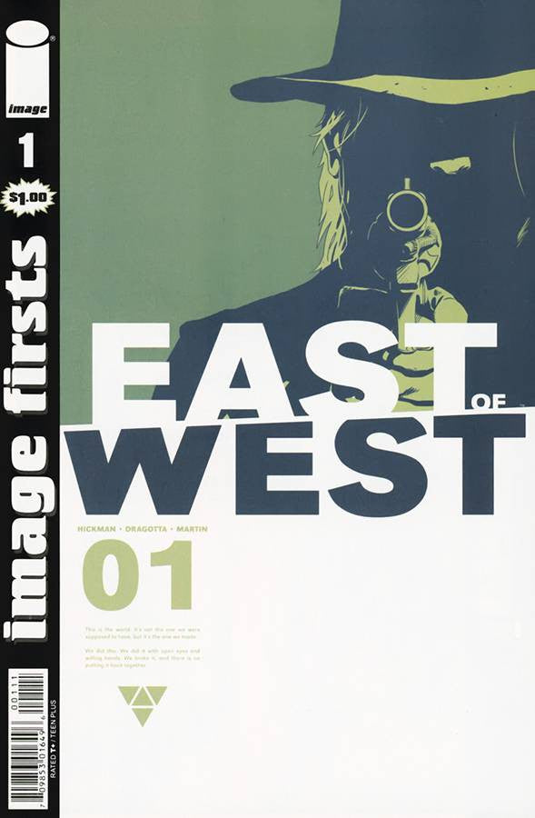 Image Firsts: East of West #01