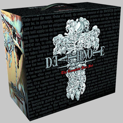 Death Note TP Box Set