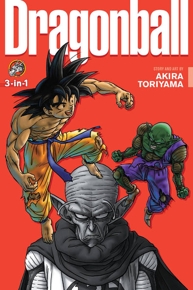 Dragon Ball 3-in-1 TP Vol. 06