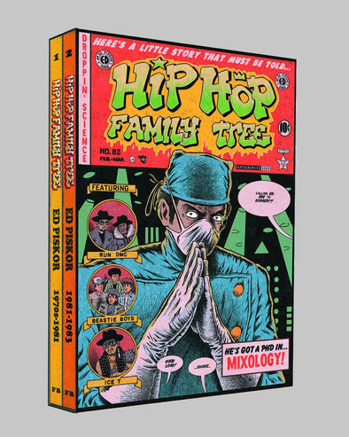Hip Hop Family Tree GN Box Set Vol. 01 (1975-1983)