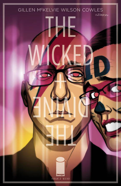 Wicked & Divine (2014) #02 (Chip Zdarsky Variant)