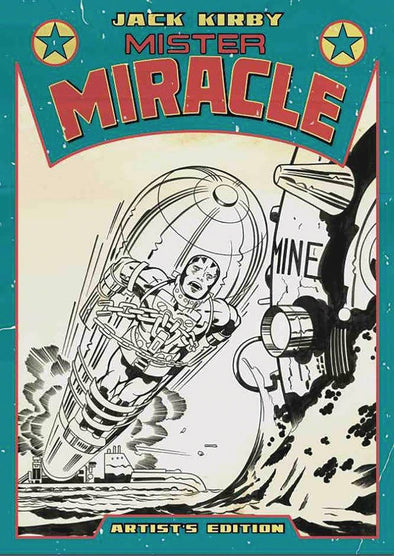 Jack Kirby Mister Miracle Artist Edition HC
