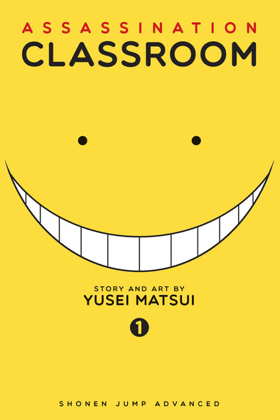 Assassination Classroom TP Vol. 01