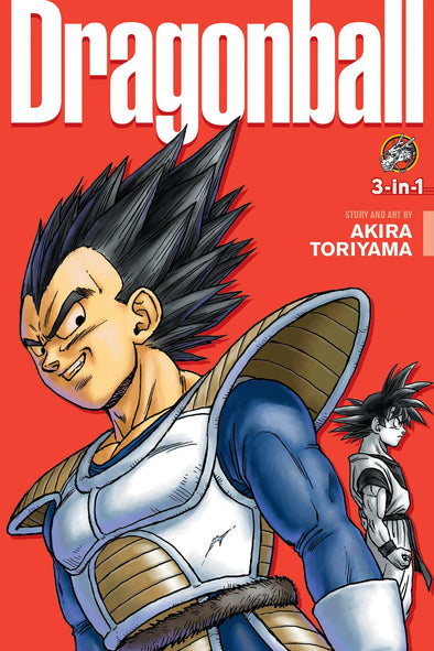 Dragon Ball 3-in-1 TP Vol. 07