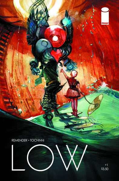 Image Firsts: Low #01