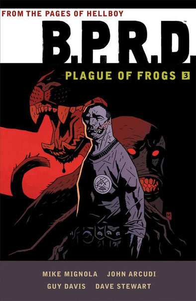 B.P.R.D.: Plague of Frogs TP Vol. 03