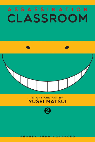 Assassination Classroom TP Vol. 02