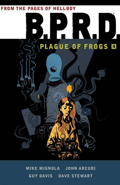 B.P.R.D.: Plague of Frogs TP Vol. 04