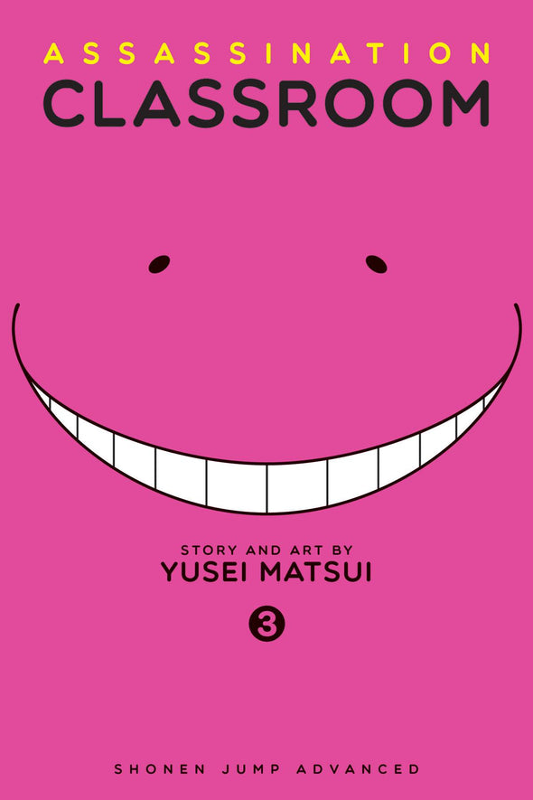Assassination Classroom TP Vol. 03