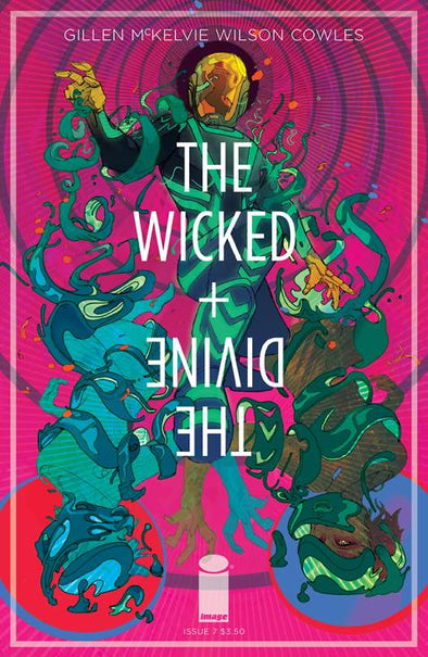 Wicked & Divine (2014) #07 (Christian Ward Variant)