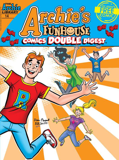 Archie Funhouse Comics Double Digest #14