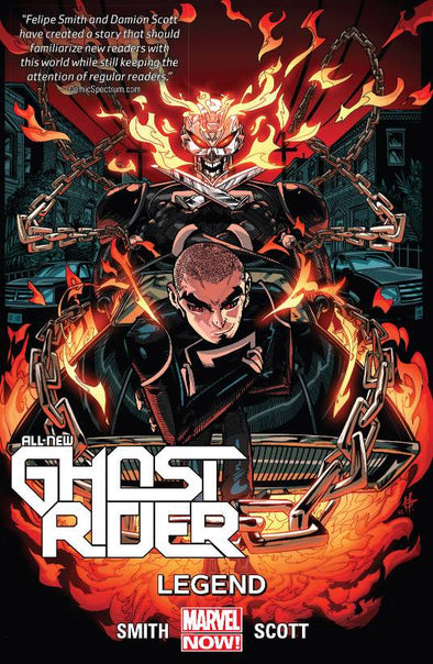 All-New Ghost Rider (2014) TP Vol. 02: Legend