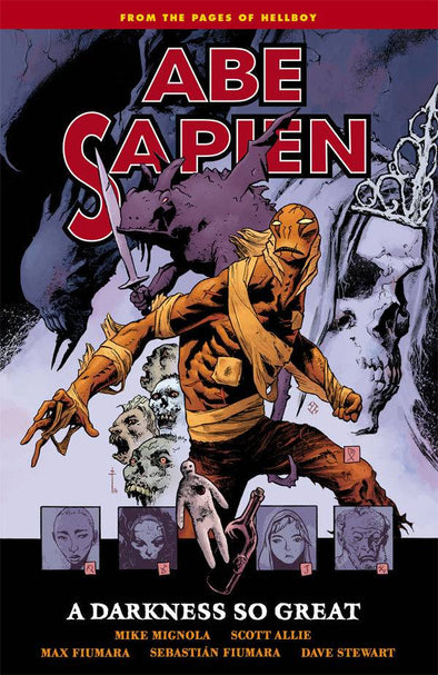 Abe Sapien TP Vol. 06: Darkness So Great