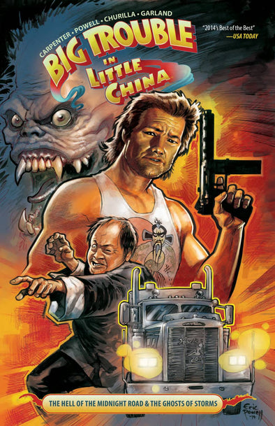 Big Trouble in Little China TP Vol. 01