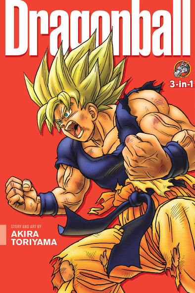 Dragon Ball 3-in-1 TP Vol. 09