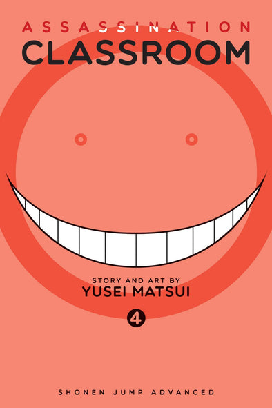 Assassination Classroom TP Vol. 04
