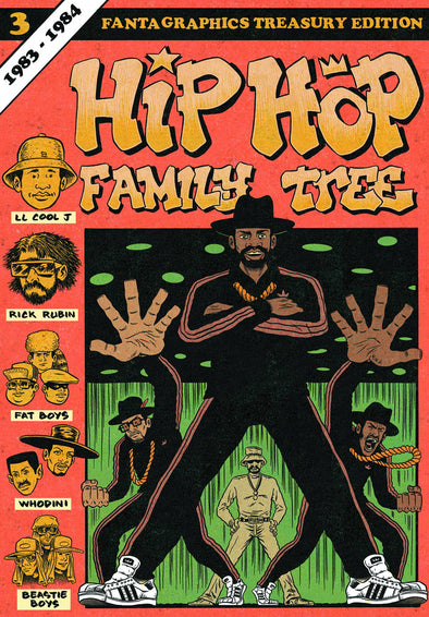 Hip Hop Family Tree GN Vol. 03
