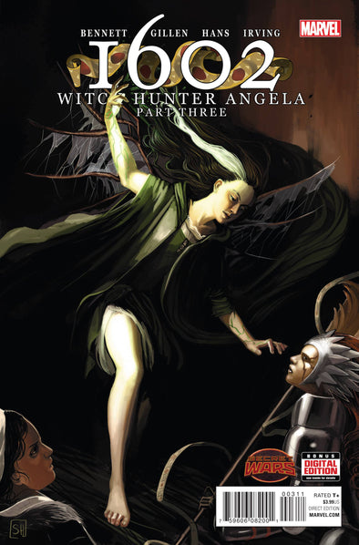 1602 Witch Hunter Angela (2015) #03
