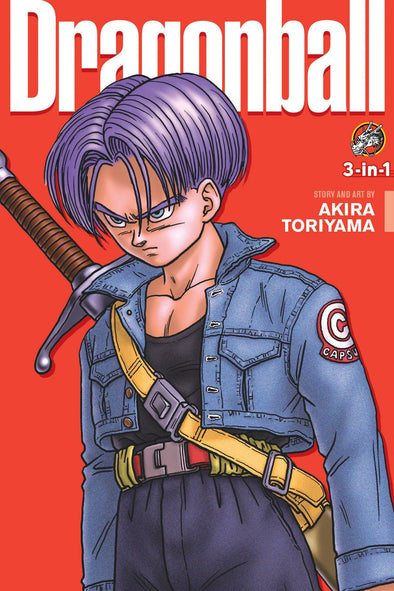 Dragon Ball 3-in-1 TP Vol. 10