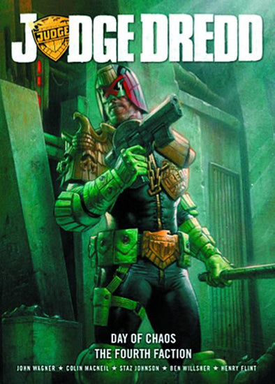 Judge Dredd: Day of Chaos Fourth Faction TP