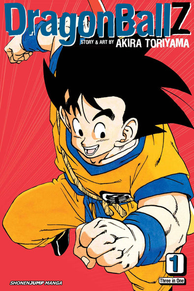 Dragon Ball Z Vizbig ED TP Vol. 01