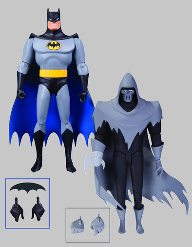 Batman: The Animated Series - Batman/The Phantasm 2 Pack